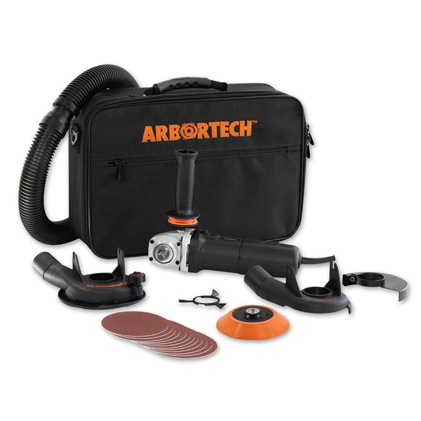 Arbortech Power Carving Unit / Rezbárske nástroje ARBORTECH