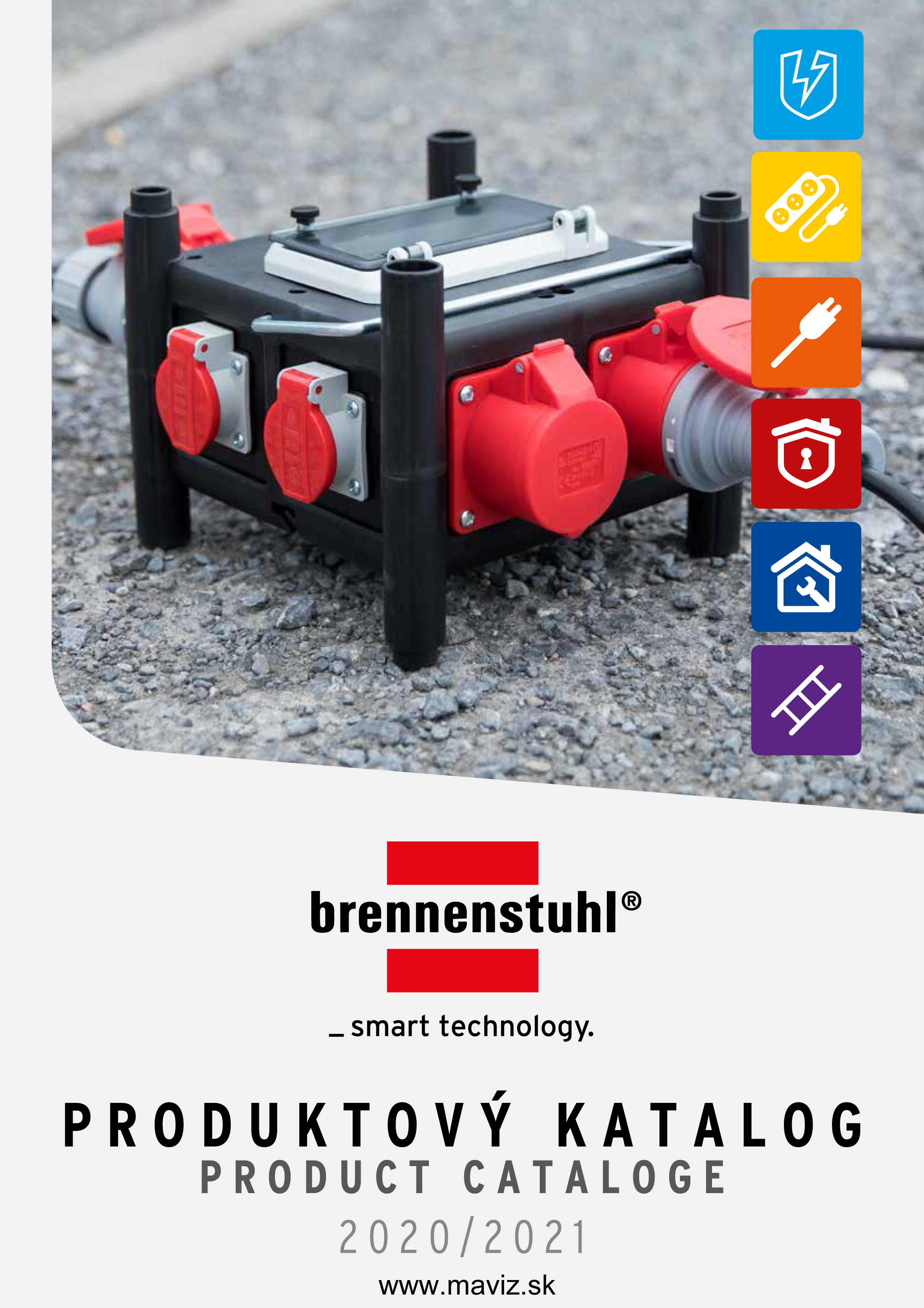 Katalóg BRENNENSTUHL 2020-2021