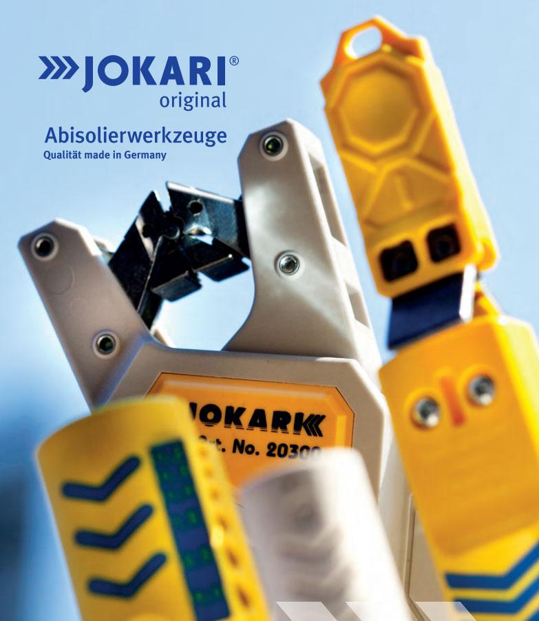 Kompletný katalóg JOKARI