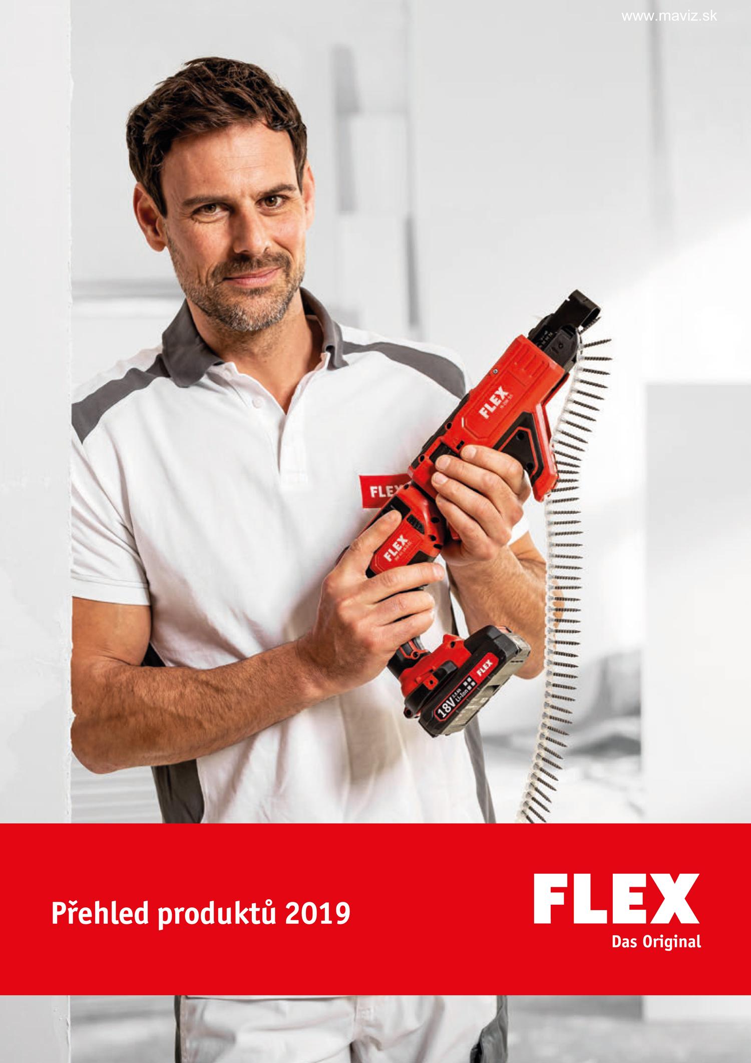 FLEX prehľad všetkých produktov