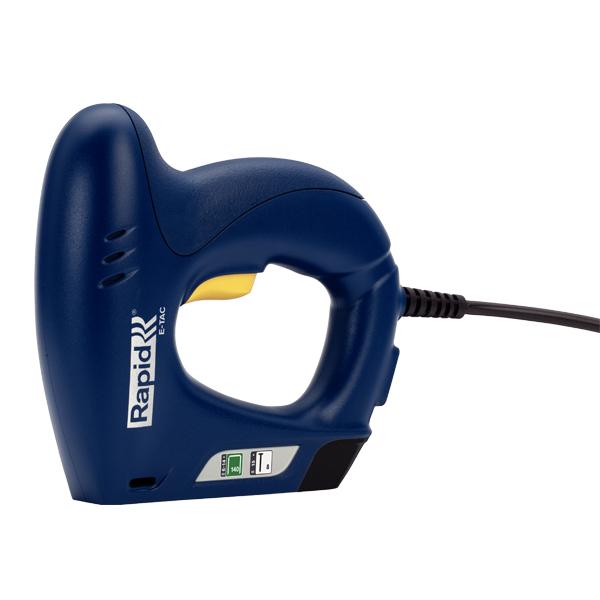 Elektrická sponkovačka a klincovačka E-Tac RAPID